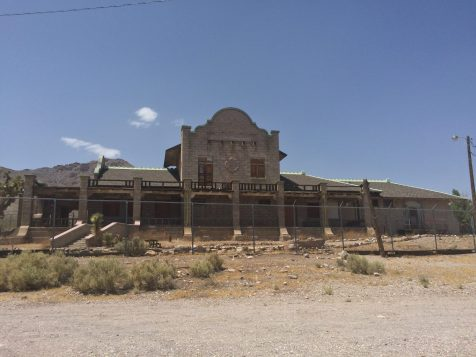 Restored in 1925