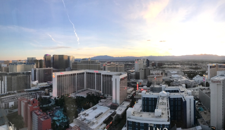 Three Days in Vegas