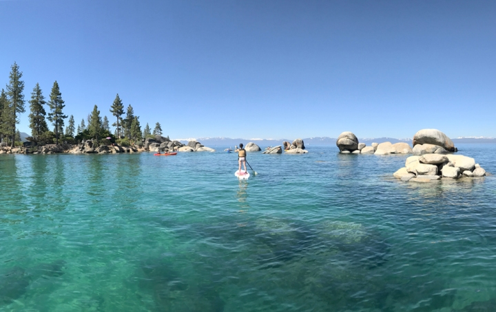 Road Trip in Cali – Lake Tahoe